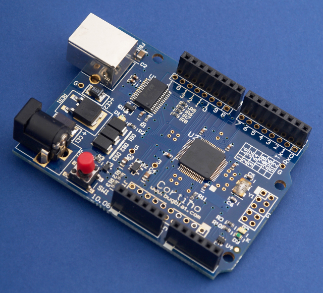 Cortino – Another STM32 based Arduino – Bentuino – Blog