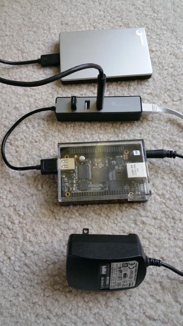 A DIY security video camera recorder (part 2) - beaglebone black host